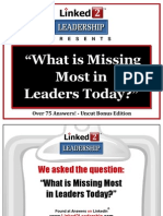 What is Missing Most in Leaders Today Linked 2 Leadership 1218299190847406 8