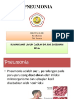 101200358 Pneumonia Radiologi Ppt