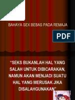 dampak seks bebas pada remaja