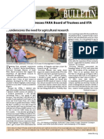 Special Issue of IITA Bulletin 2212