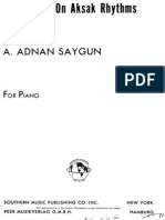Adnan Etudes