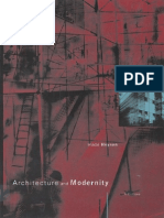 Architecture and Modernity a Critique