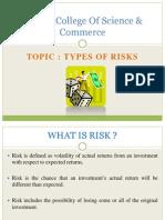Risk Managemnet