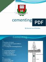 Cementing Presentation