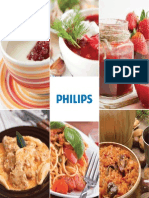 Multicooker Philips Retete