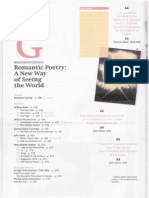 Romantic Poetry- Quotations