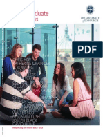 Undergrad Prospectus 2014 Entry