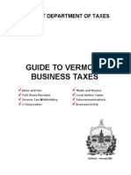Guide to Bus Taxes