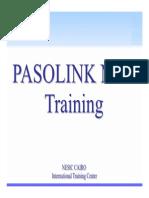 NEC PASOLINK Training