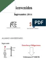 Presentación - IngresoSEMI2014-
