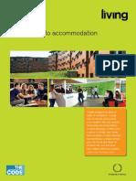 University of Birmingham Accommodation Guide 2013 14