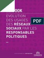 Ebook - reseaux  sociaux et politique
