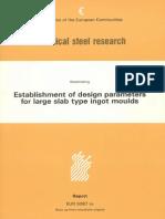 Slab Ingot Mould Design CDNA09087ENC_001