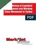 A Brief History of capitalist development in Turkey