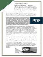 Bibliografía Juan Ruiz