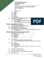 CFM ProgramaEI2014-BIOLOGIA