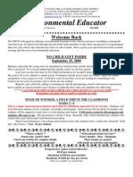 Education Newsletter Fall 2009pdf