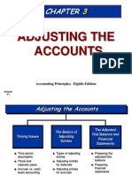 Chapter 3 adjusting the accounts
