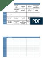 breakout schedule(1)