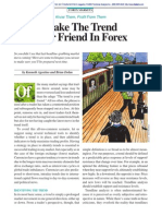 (Trading) FX Make the Trend Your Friend in Forex(Agostino & Dolan,2004,Traders.com) [PDF]