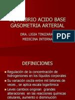Equilibrio ácido -base definitivo