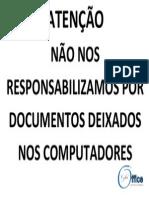 Arquivos Deixados No Pc