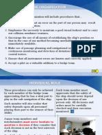 Bridge Organization