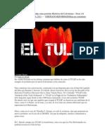 Acerca del Acrónimo Tulip como posición Histórica del Calvinismo
