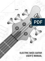 Mayones Bass Manual En
