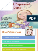 Depressed Diane-Case Study on Depression