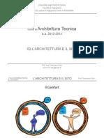02-AT_L'Architettura e Il Sito_12-13 - Corso Architettura Tecnica