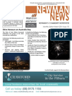 Newman News March 2014 Edition