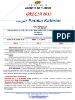 GRECIA Sejur Paralia Katerini - VILA(1)