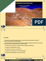 1. Introducción Geoquimica