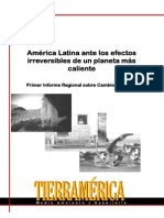 Informe Cambio Climatico 2009