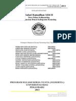 Proposal Safari Ramadhan