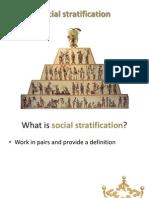 Diferentierea claselor sociale