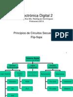 Principios de Circuitos Secuenciales