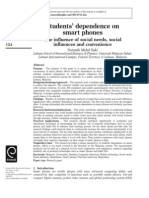 Students'_dependence_on_smart_phones