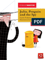 Julia Penguin and the Spy