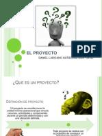 El Proyecto Daniel