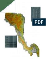 Rios y Volcanes de Centroamerica