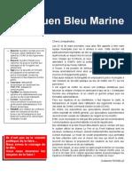 Programme Rouen Bleu Marine