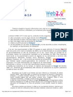Tema 1.1. La Web 2.0