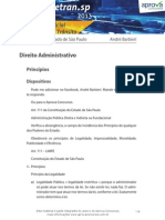 Constituicao Do Estado Sp Ofic Agen Detran Sp 2013 Aula Vesp Aprova Premium