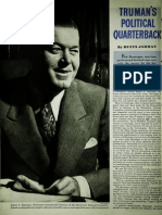 Truman's Political Quarterback
