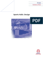 Sports Halls Design