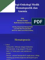Anemia dan Sistem Hemapoetik_dr herman.ppt