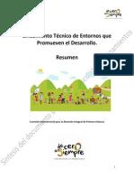 Construccion Del Lineamiento Pedagagico de Educacion Inicial