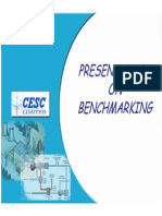 Presentation on Benchmarking